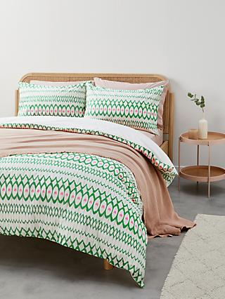 John Lewis & Partners Kuva Duvet Cover Set