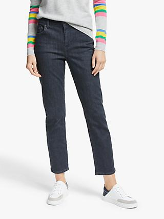 Boden Slim Straight Jeans, Grey