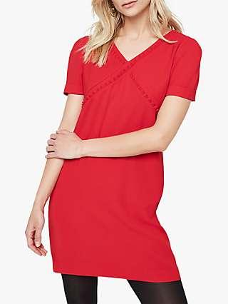 Damsel in a Dress Harper Shift Dress, Red
