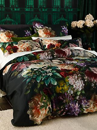 Fl Bedding Duvet Sets, White Bedding With Small Flowers