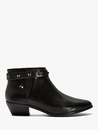 Ted Baker Homada Leather Ankle Boots