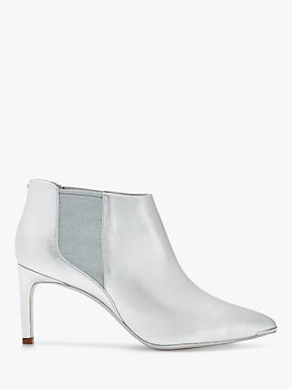Ted Baker Beriinl Leather Stiletto Heel Ankle Boots