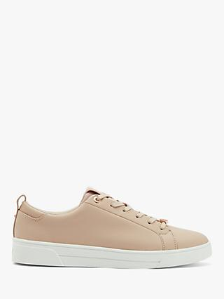 Ted Baker Tedah Leather Lace Up Trainers