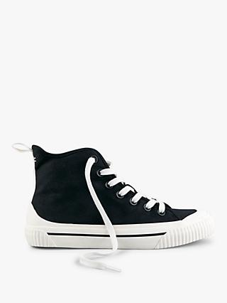 hush Skye Hi Top Trainers