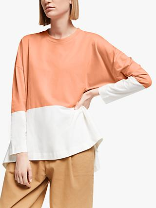 Kin Colour Block Long Sleeve T-Shirt