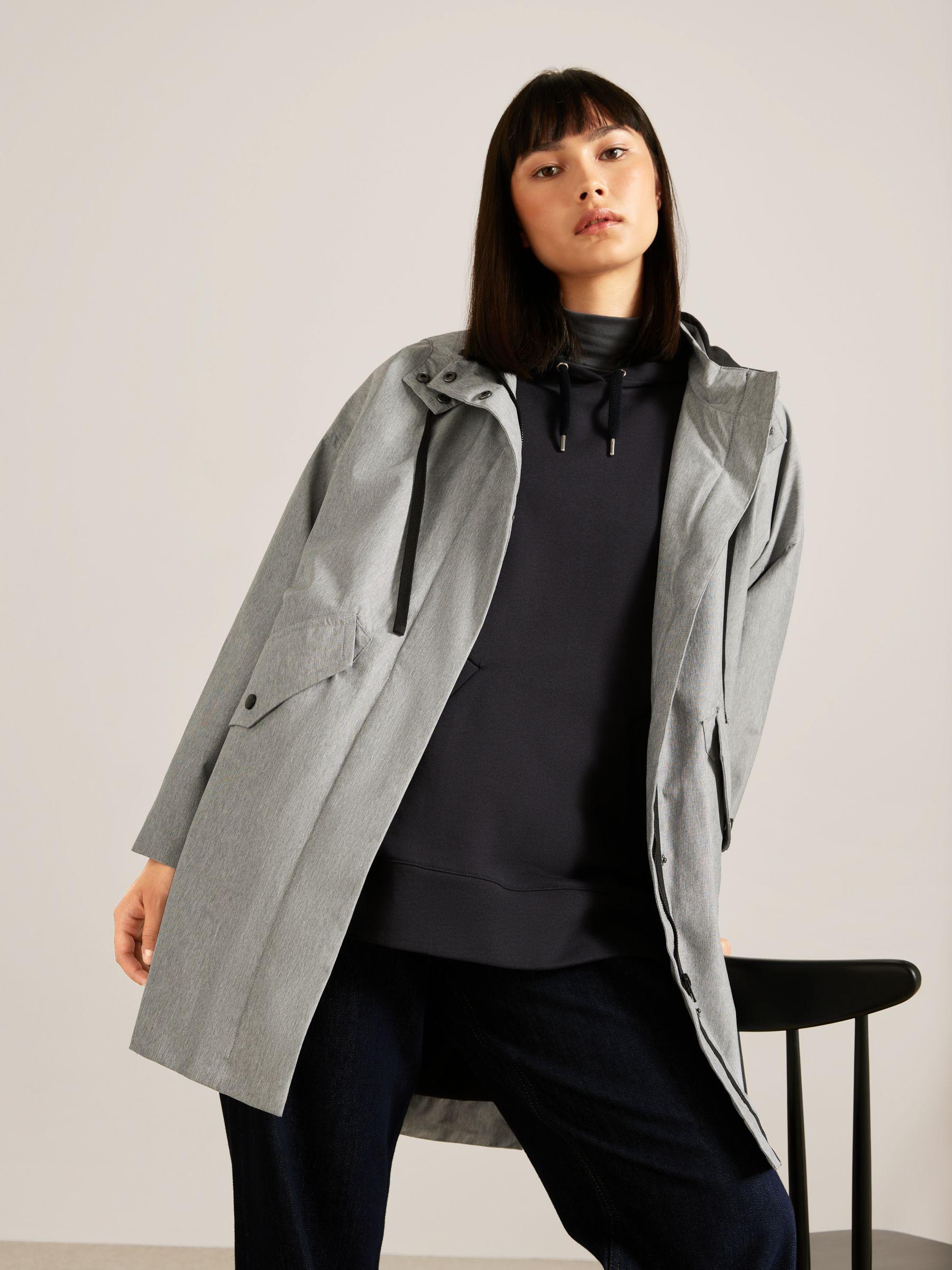 Kin Kin Parka Coat