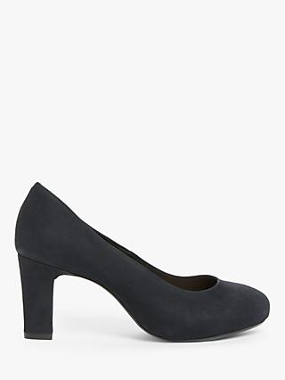 John Lewis & Partners Angela Platform Court Shoes