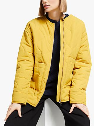 Kin Quilted Short Jacket