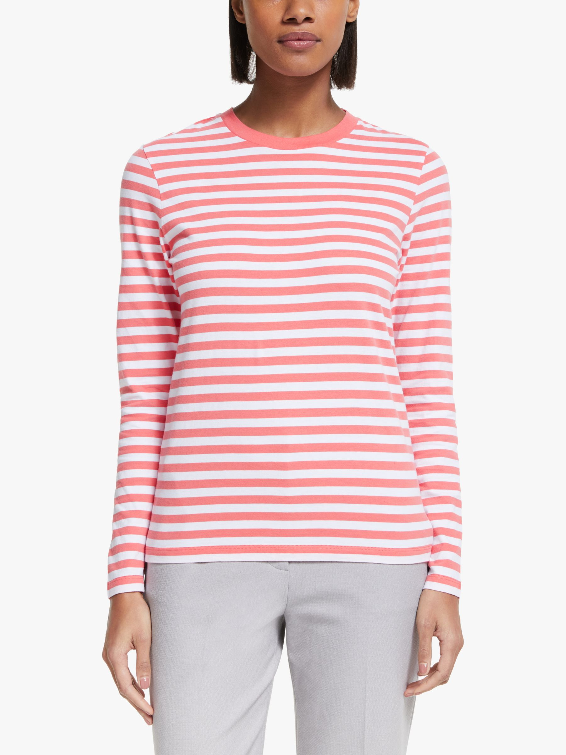 Collection WEEKEND by John Lewis Collection WEEKEND by John Lewis Breton Stripe Top