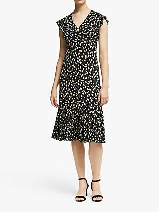 MICHAEL Michael Kors Lillie Flutter Dress