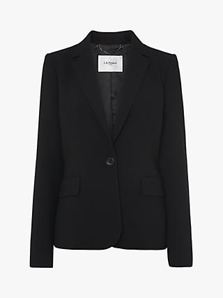 L.K.Bennett Frieda Jacket, Black