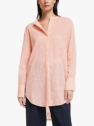 Modern Rarity Archive Floral Embroidered Tunic, Pink