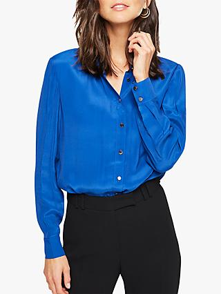 Damsel in a Dress Donelle Silk Blend Chain Detail Blouse