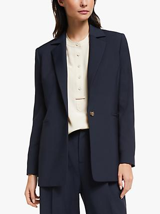 Modern Rarity Slim Jacket, Navy