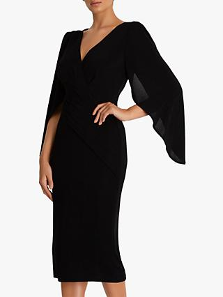 Fenn Wright Manson Amanda Holden Collection Tamzin Dress, Black