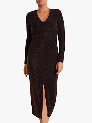 Fenn Wright Manson Cadice Dress, Rose Gold