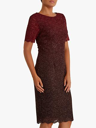Fenn Wright Manson Emmanuelle Dress, Burgundy