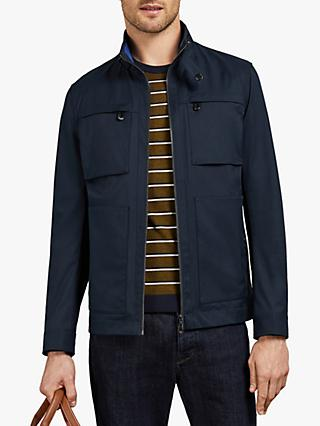 Ted Baker Exmoth Funnel Neck Jacket