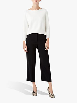 Hobbs Lula Cropped Trousers
