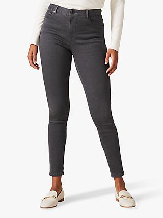 Phase Eight Abby Jeans, Grey