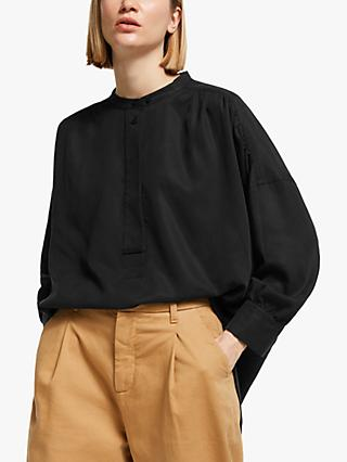 Kin Oversized Shirt, Black