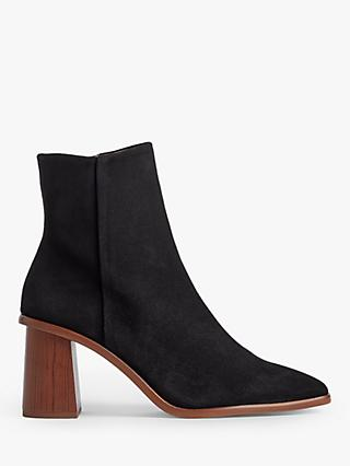 Jigsaw Conduit Suede Ankle Boots
