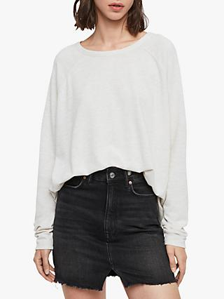 AllSaints Milly Relaxed Long Sleeve T-Shirt