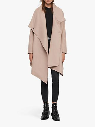 AllSaints Wool City Monument Coat