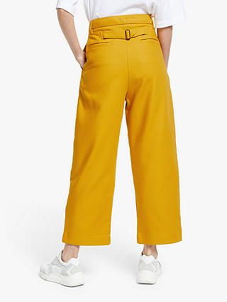 Buy Kin Balloon Trousers, Yellow, 18 Online at johnlewis.com