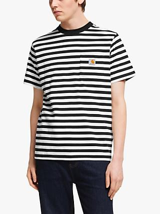 Carhartt WIP Scotty Pocket Stripe Tee