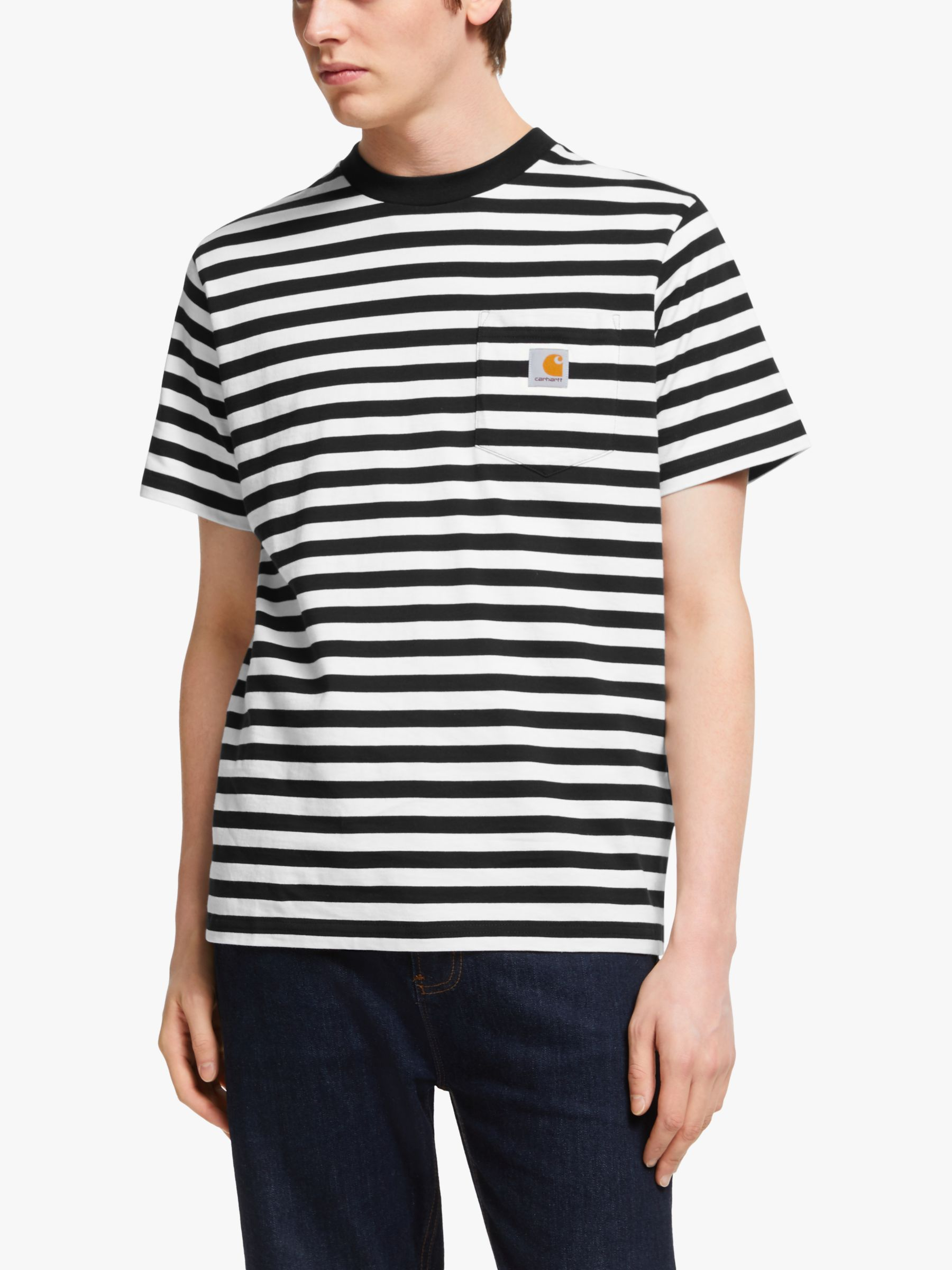 Carhartt WIP Carhartt WIP Scotty Pocket Stripe Tee