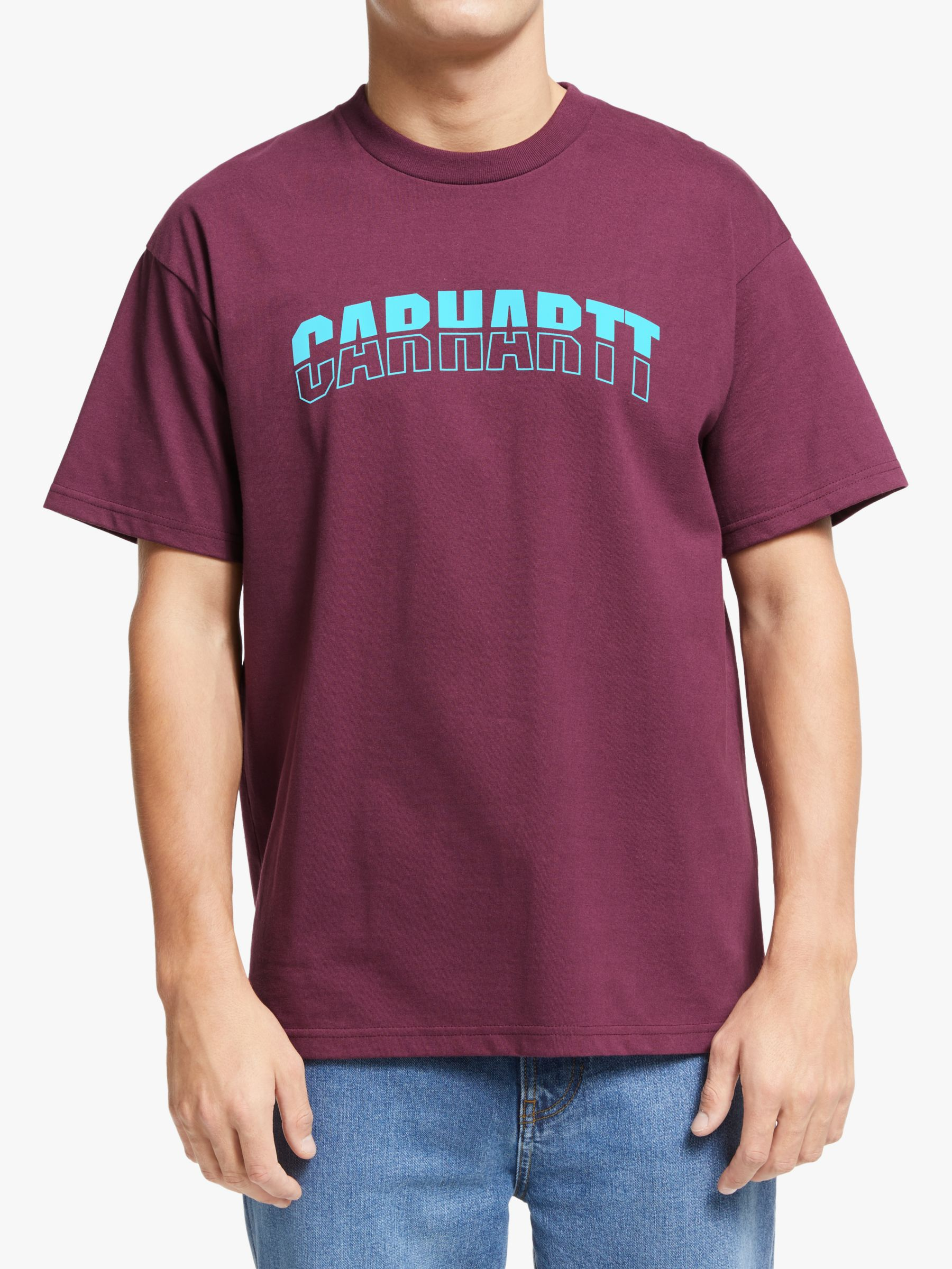 Carhartt WIP Carhartt WIP District Logo T-Shirt, Shiraz