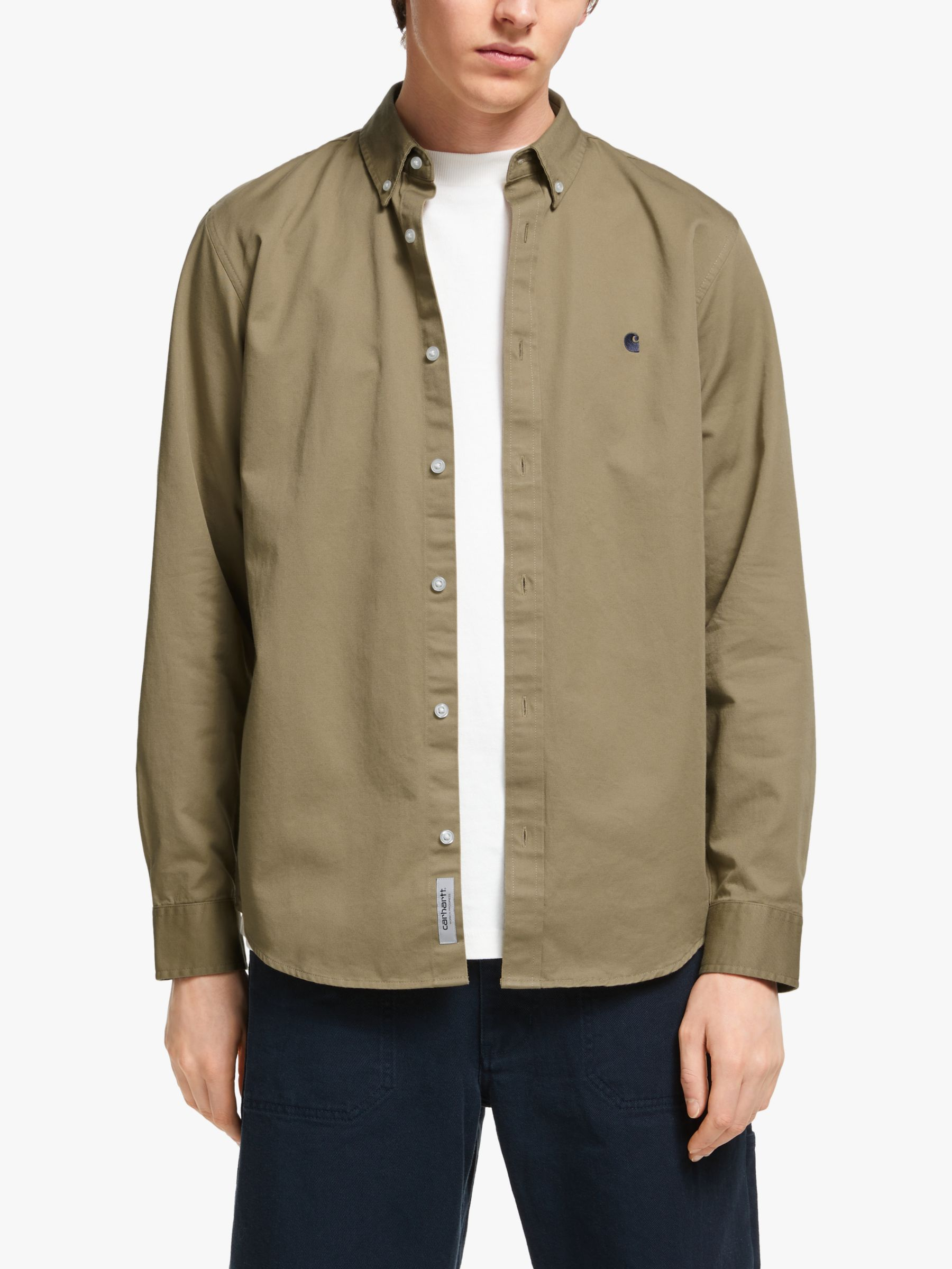 Carhartt WIP Carhartt WIP Madison Shirt, Leather