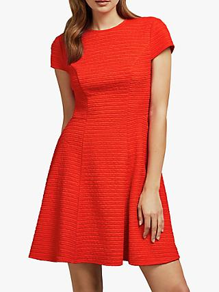 Ted Baker Cherisa Skater Dress, Red