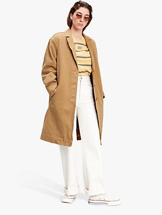 Levi's Luna Coat, Golden Touch