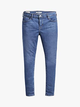 Levi's Plus 310 Shaping Skinny Jeans, Tempo Blue Plus