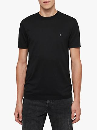 AllSaints Parlour Short Sleeve Crew Neck T-Shirt