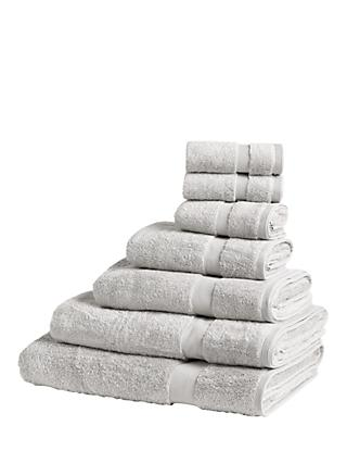 John Lewis & Partners Egyptian Cotton Towels