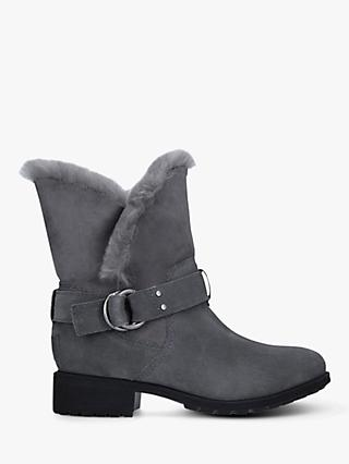 UGG Bodie Suede Ankle Boots