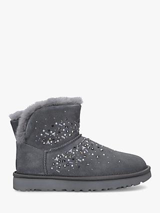 UGG Classic Galaxy Mini Sheepskin Ankle Boots