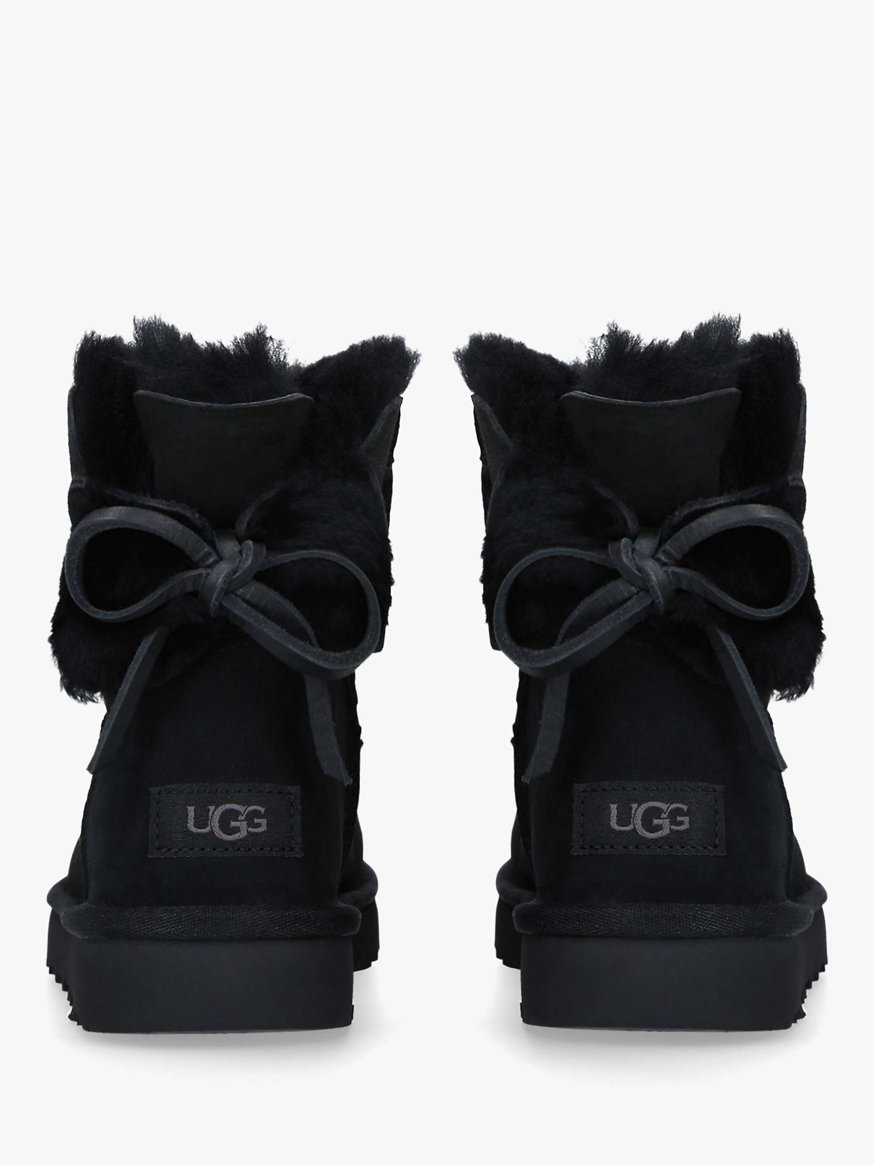 ugg classic double bow