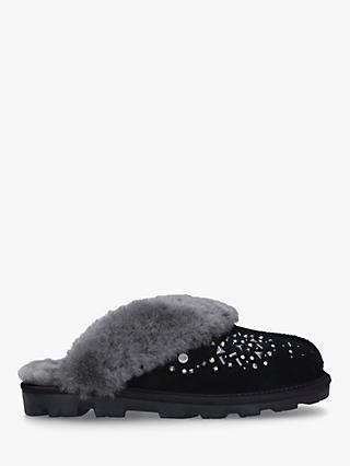 UGG Coquette Galaxy Sheepskin Slippers