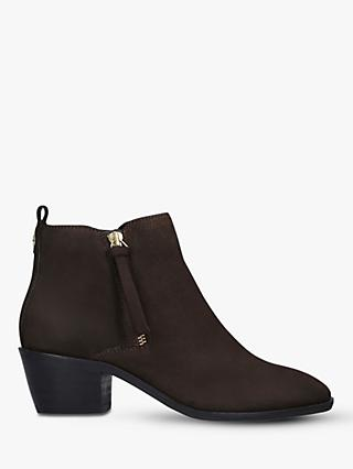 Carvela Tencil Leather Shoe Boots