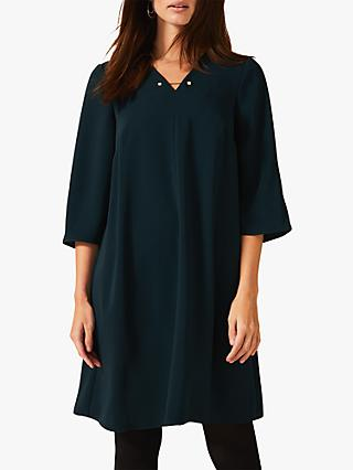 Phase Eight Elmira Dress, Galactic Green