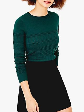 Oasis Tessa Textured Knit Jumper