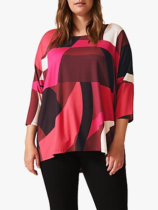 Studio 8 Jennifer Printed Top, Pink