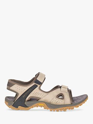 Merrell Kahuna 4 Men's Walking Sandals, Classic Taupe