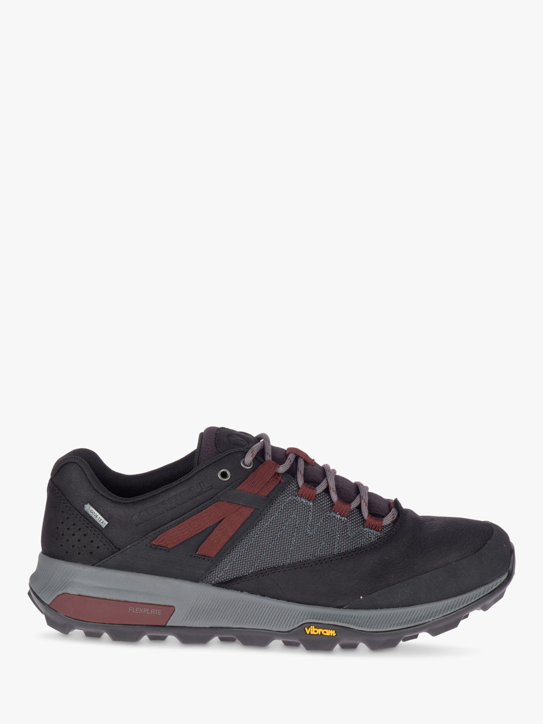 Merrell Merrell Zion Men's Waterproof Gore-Tex Hiking Shoes, Black