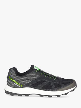 Merrell MTL Skyfire Men's Waterproof Gore-Tex Trail Running Shoes, Black