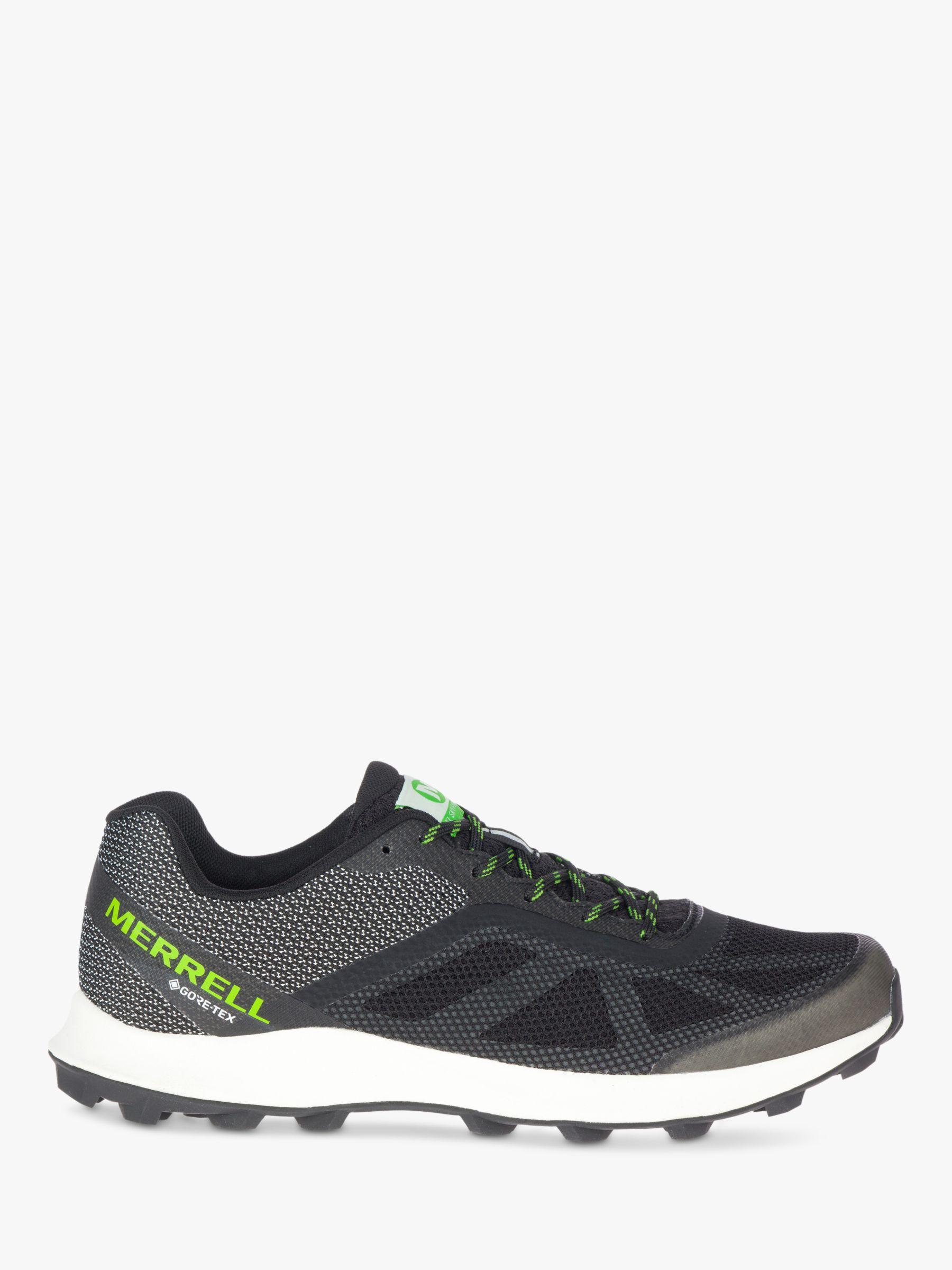 Merrell Merrell MTL Skyfire Men's Waterproof Gore-Tex Trail Running Shoes, Black